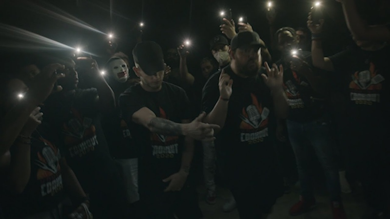 Crypt Cookout Cypher ft GAWNE Futuristic Vin Jay 100Kufis Samad Savage Lex Bratcher more