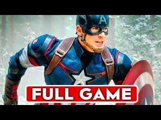 [mkiceandfire] captain america super soldier gameplay walkthrough part 1 full game [1080p hd] no commentary