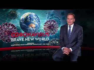 Cure for COVID-19- The drug that has killed Coronavirus in the test tube - 60 Minutes Australia