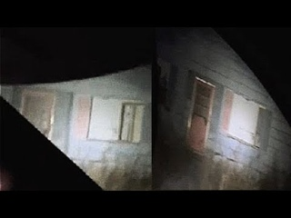 Ghostly Figure Captured On Camera At An Derelict Property In Wagoner County, Oklahoma. March 2, 2021