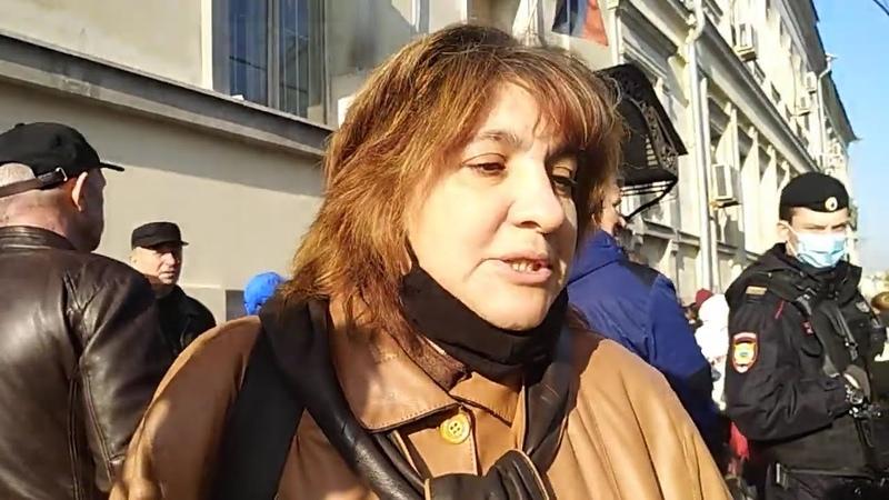 Абсурдная формулировка СКР Дарья Митина
