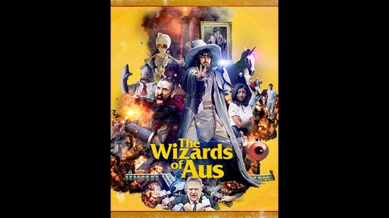 Волшебники зеленого континента S01 E02 The Wizards of Aus