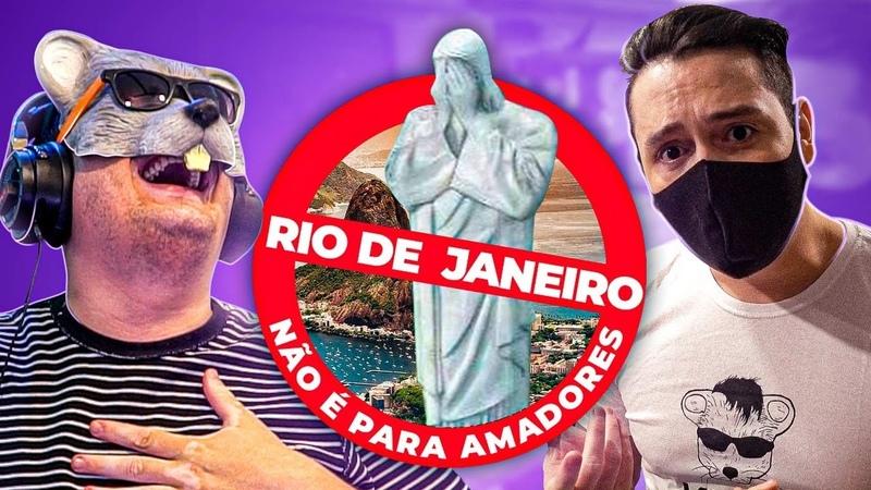RIO DE JANEIRO NÃO É PARA AMADORES SERIE NOVA VOCE NÃO PERDER