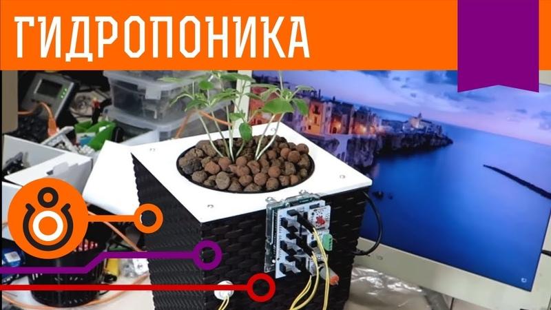 Гидропонная система периодического затопления Проекты 2 0