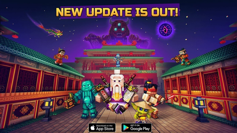 Pixel Gun 3D Update 17.2 Overview   New Maps, Awesome Events, and Oriental Battle Pass
