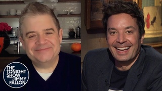Patton Oswalt Wants Tiny Flamethrowers at the Presidential Debate