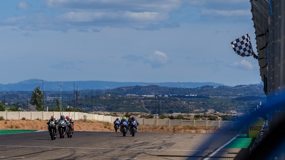 Фотографии с 4-го этапа WSBK 2020 в Арагоне