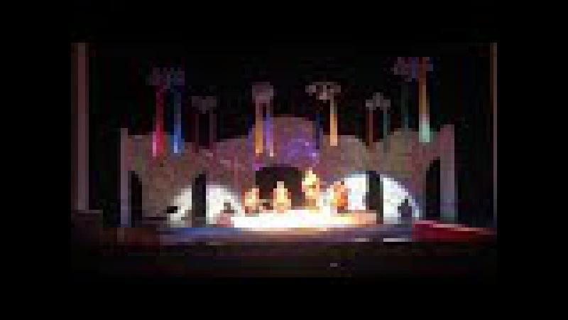Этно концерт в театре башдрамы Этно группа Йатаган