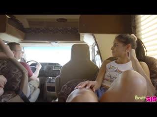 BrattySis Angel Smalls and Katya Rodriguez - Road Trip Ep 1