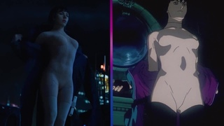 Ghost in the Shell 2017/1995