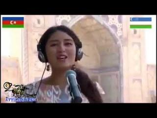 Azerbaycan Özbekistan, Turan ellerine selam olsun!
