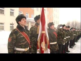 Вологодская областная кадетская школа-интернат.