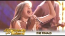 Courtney Hadwin Brings ROCKER STYLE To Tina Turner Song On AGT Finales 😍 Americas Got Talent 2018