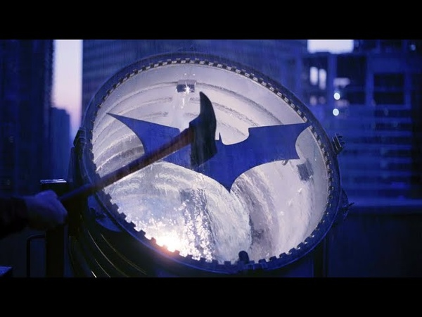 Not a Hero The Dark Knight 4k IMAX HDR