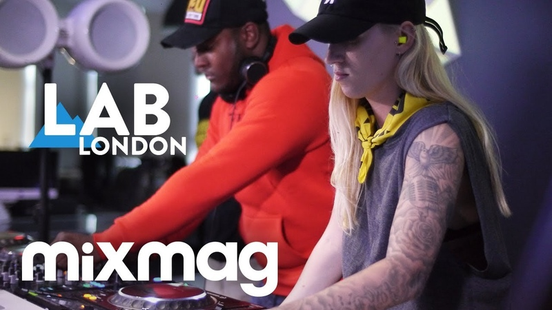 TQD Royal T DJ Q and Flava D bumping UK garage in The Lab LDN