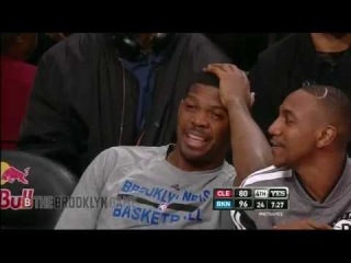 Blooper: Andray Blatche Blows Wide Open Dunk