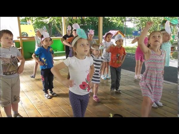 Танец Город из песка Мы танцуем мы играем Ведущая Юданова Ангелина