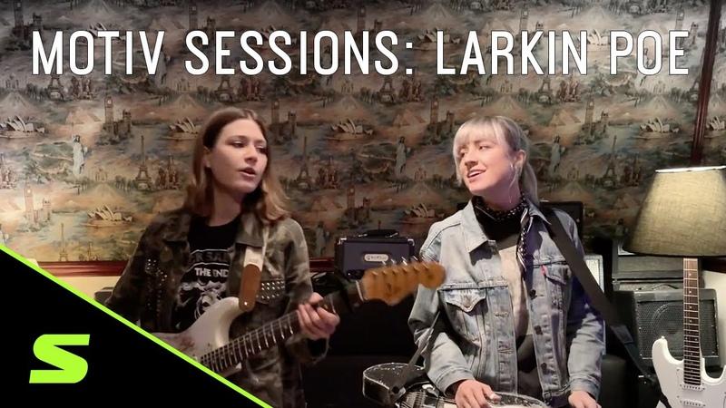 MOTIV Sessions Larkin Poe