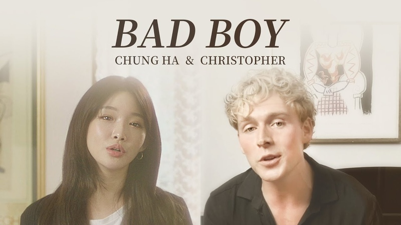 Team워너 Live 청하 크리스토퍼 CHUNG HA Christopher Bad Boy