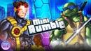 Cyclops vs Leonardo - Mini Rumble S2 EP11
