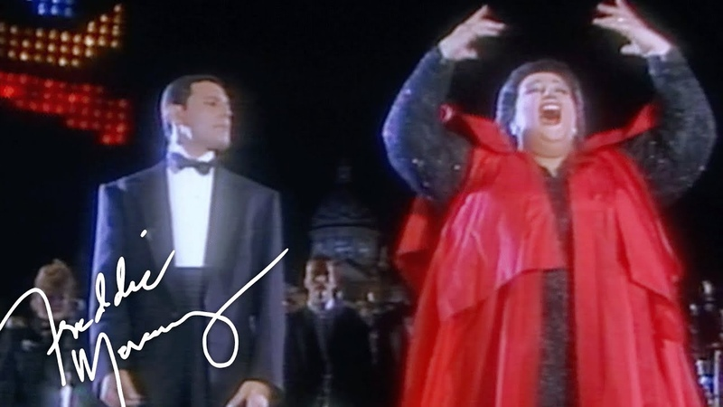 Freddie Mercury Montserrat Caballé - The Golden Boy (Live at La Nit, 1988 Remastered)