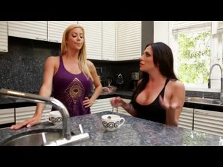 Alexis Fawx and Jaclyn Taylor - Lesbian porn, Big tits, Blonde, Brunette, Lesbiana, Milf, Pussy licking, Cunillingus