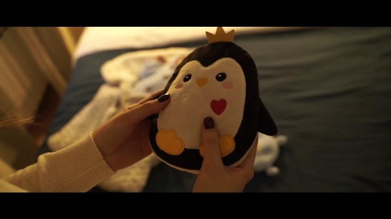 РазоГРЕЛКА Пингвинёнок с вишнёвыми косточками