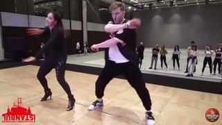 Onur Alp Sancaktar & Melisa Sahra Katılmış - Reggaeton Workshop I Istanbul Dance Festival 2021