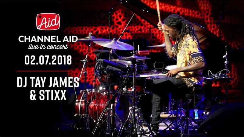 Opening Jam with DJ Tay James Devon Stixx Taylor (live from Elbphilharmonie Hamburg) CALIC2018