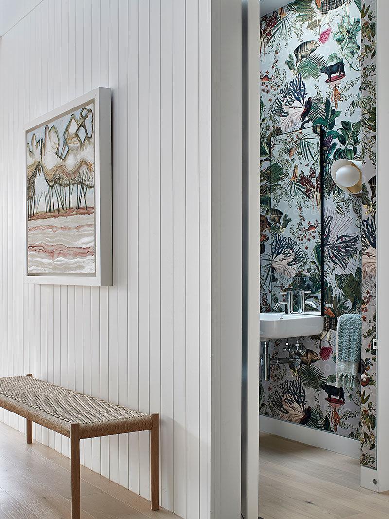Современный интерьер для семьи с тремя детьми в доме эдвардианской эпохи в Мельбурне || 02