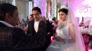 Wedding day 1 Yan & Rada  Part 2  ( Цыганская свадьба Ян&Рада ) г.Астана