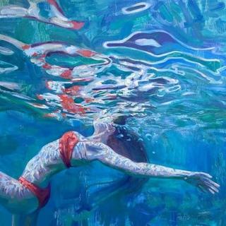 underwater painting easy - 880×880