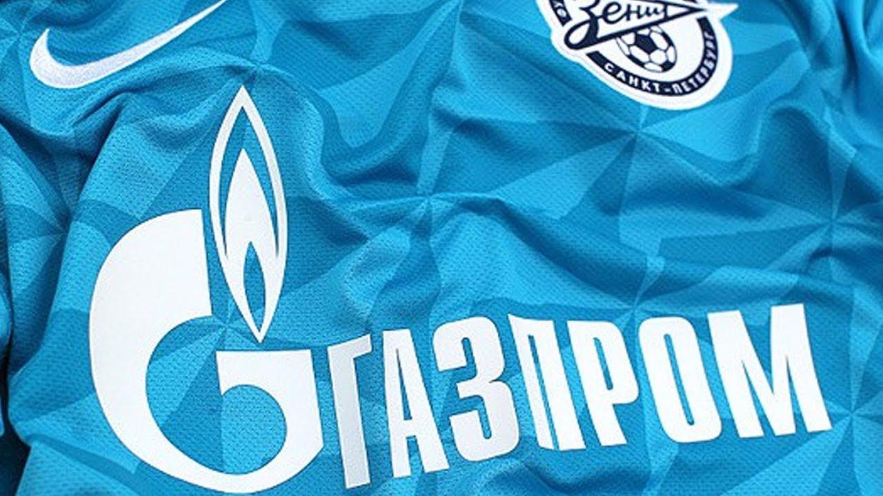 Футболка Зенита. Газпром
