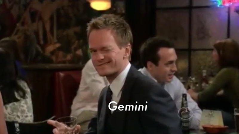 How I Met Your Mother as Zodiac Signs