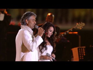 Andrea Bocelli and Sarah Brightman - Time to say goodbye(Conte Partiro)