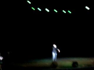 Mc Rustam (Выступление на концерте Рината Каримова)