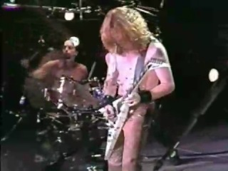Megadeth - Paranoid ( Black Sabbath cover)
