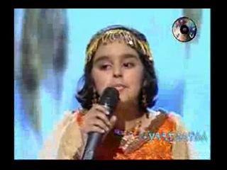 Hatuba-мама (Vasundhara Raturi - cлепая индийская девочка)