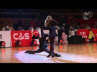Casula - Marras, ITA | 2013 World Showdance LAT R1