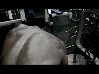 Greg's Workout - Back III ()