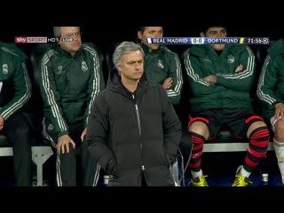 Реал Мадрид (Испания) - Боруссия Дортмунд (30.04.13 - 2 тайм) от Xit-film.net