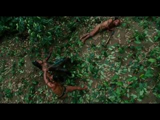 """Apocalypto"" Мела Гибсона, ""Апокалипсис"" (2006). Сцена боя"