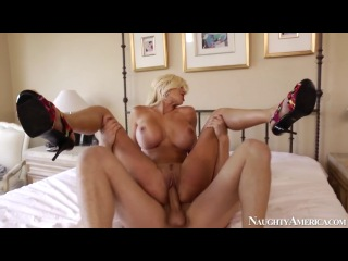 Puma swede, danny wylde in seduced by a cougar