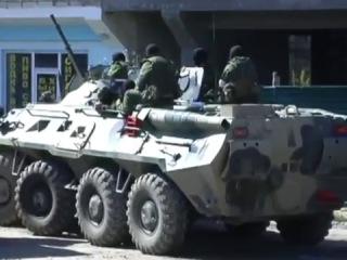 Спецоперация в Дербенте (Дагестан) 27 сентября 2013