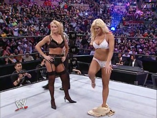 [#My1] WWE WrestleMania XX - Stacy & Miss Jackie vs Sable & Torie (Evening Gown Match)