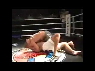 02 - Junior dos Santos vs. Eduardo Maiorino - MF 5 – Minotauro Fights 5 - December 9,2006