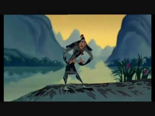 Mulan - a girl worth fighting for (greek)
