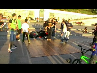 ONE DAY WITH B-BOY by Tiger Production