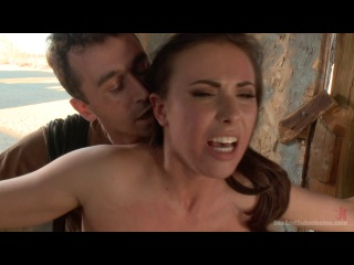 OPERATION DESERT ANAL: Two Girls Brutally Ass Fucked in the Desert [2014] James Deen, Lyla Storm, Casey Calvert