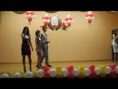 Вальс Танец любви и разлуки на выпускном